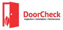 DoorCheck Logo